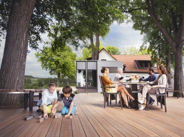 Holzmichel WPC Terrassenbau