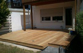Holzterrase Garappa fertig1