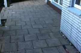 Terrasse Keramikplatten vorher1