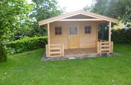 Holzmichel Gartenhausbau