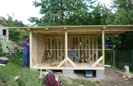 Holzmichel Gartenhaus