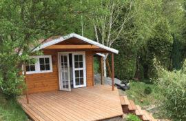Holzmichel Bankirai Holz Terrasse