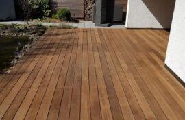 Holzmichel terrassenholzaufbereitung