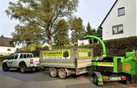 Garten und Landschaftsbau Holzmichel Baumfällung und hexeln Kopie
