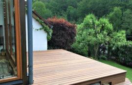 Garten und Landschaftsbau Holzmichel Holzterrasse Kopie