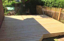 Gartenbaumichels Holzmichel Terrassenbau Holz