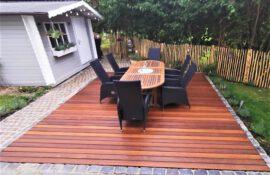 Gartenbaumichels Holzmichel Terrassenbau Holz & gartenhausbau